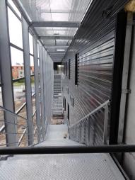 escaliers de secours exterieurs facade sud 17 aout 2015